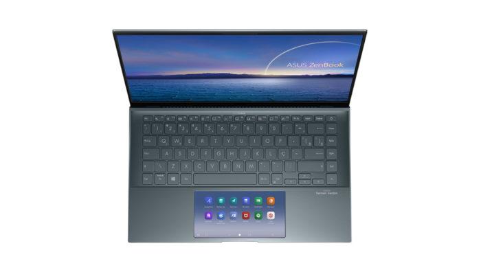 ZenBook 14 (UX435) (Imagem: Divulgação/Asus)