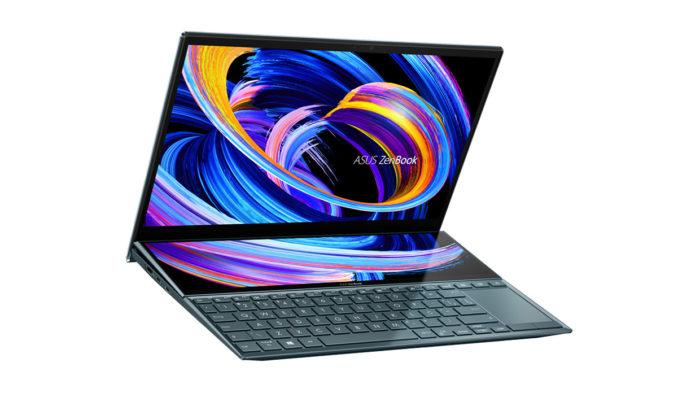ZenBook Duo 14 (UX482) (Imagem: Divulgação/Asus)