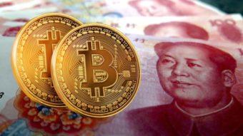 China bloqueia sites e informações relacionadas a criptomoedas no país