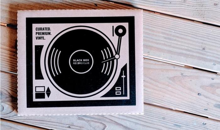 Black Box Record Club (Imagem: Divulgação/Black Box Record Club)