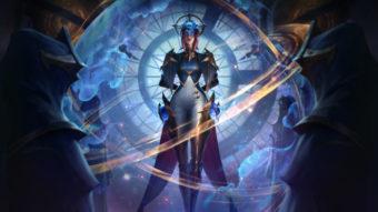"""Wild Rift recebe Rammus e novas skins """"Astromantes"""" no patch 2.2A"""