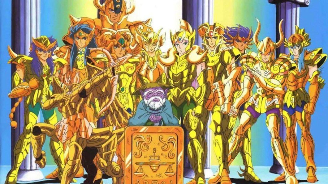 Maior popularização dos animes veio com a Manchete e Cavaleiros do Zodíaco (Imagem: Divulgação/Toei Animation)