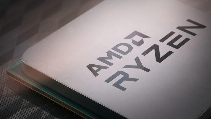 Chip Ryzen (imagem: divulgação/AMD)
