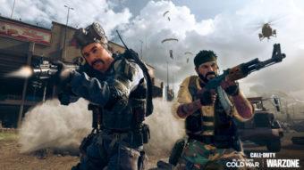 CoD: Warzone recebe 3ª temporada com mapa Verdansk 1984 e novas armas