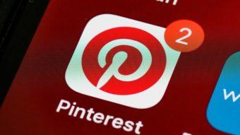 Como apagar uma conversa no Pinterest