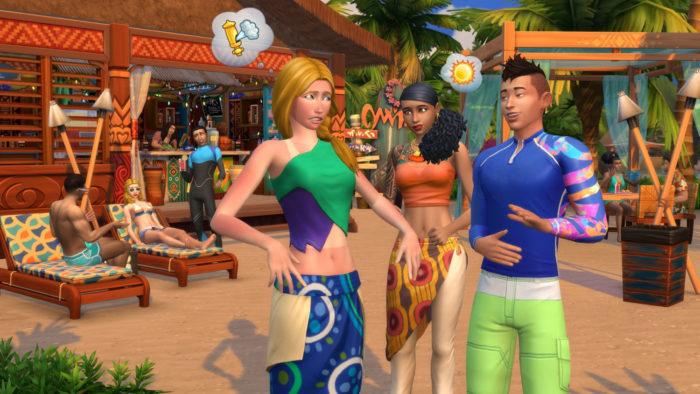 The Sims 4 (Imagem: Divulgação/Maxis/Electronic Arts)