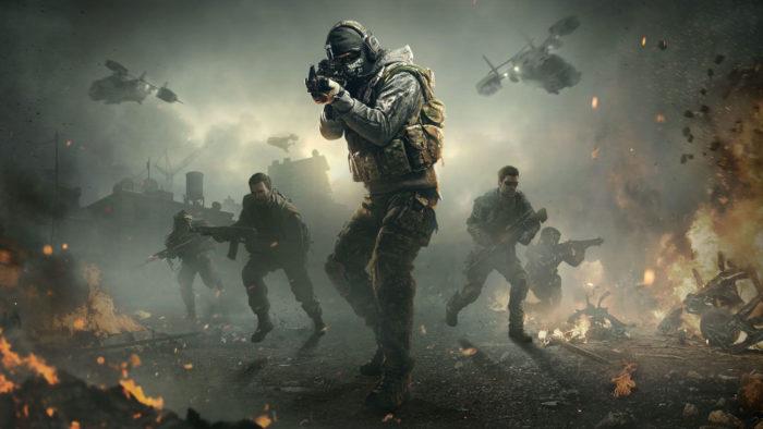 Call of Duty: Mobile (Imagem: Divulgação/TiMi Studios/Activision/Garena)