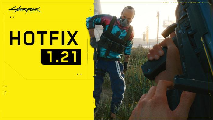 Patch 1.21 de Cyberpunk 2077 chega em 14 de abril aos PCs e consoles (Imagem: Divulgação/CD Projekt Red)
