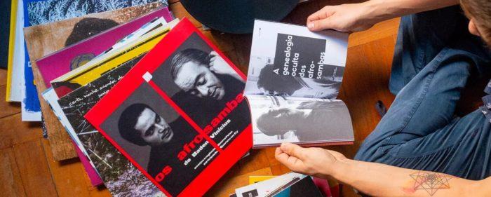 LPs e revista Noize (Imagem: Divulgação/Noize)