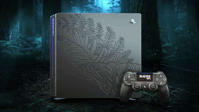 PS Pro The Last of Us: Part II