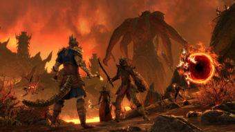 Elder Scrolls Online chega ao PS5 e Xbox Series X|S em junho