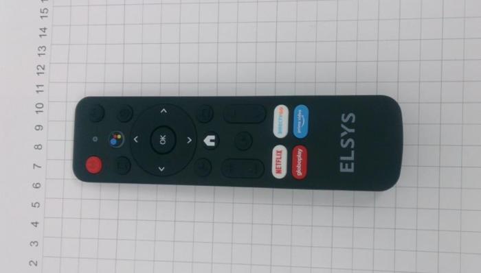 Anatel homologa controle remoto da Elsys com botão para DirecTV Go (Imagem: Reprodução/Anatel)