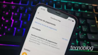 Facebook Pay está disponível no Brasil para pagamentos diretamente pelo app