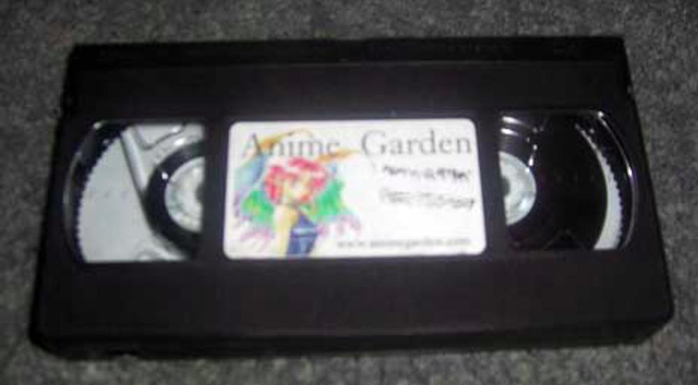 Fansubs vendiam fitas em VHS com cópias legendadas dos animes (Imagem: Reprodução)
