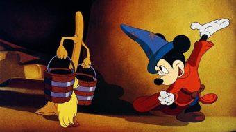Os filmes animados da Disney em ordem de lançamento
