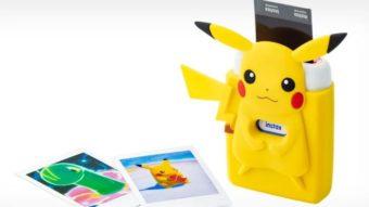 Nintendo Switch terá impressora compatível com Pokémon Snap