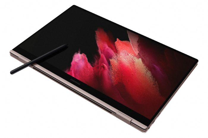 Galaxy Book Pro 360 (imagem: divulgação/Samsung)