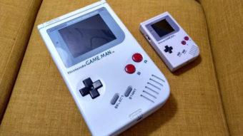 Game Boy cresce e vira Game Man para rodar jogos de Nintendinho
