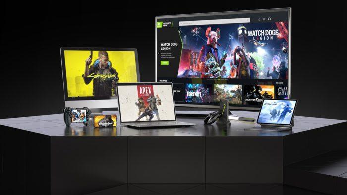 GeForce Now (Imagem: Divulgação/Nvidia)