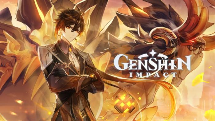 Zhongli retorna no patch 1.5 de Genshin Impact (Imagem: Divulgação/miHoYo)
