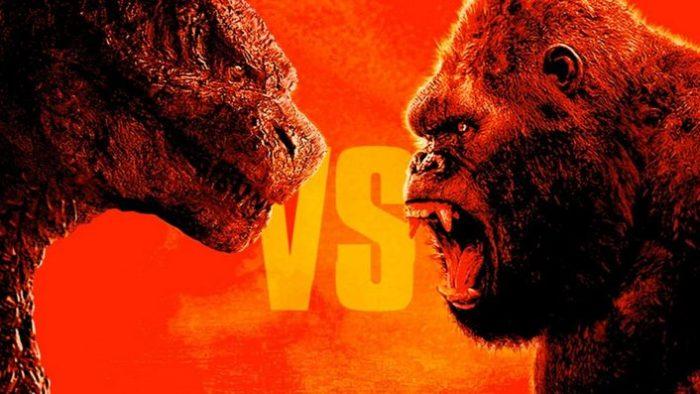Godzilla vs. Kong mostra o retorno do cinema, aos poucos (Imagem: Divulgação/Warner)