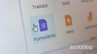 Google Forms enfim testa salvar respostas automaticamente