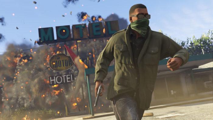 Grand Theft Auto 5 (Imagem: Divulgação/Rockstar Games)