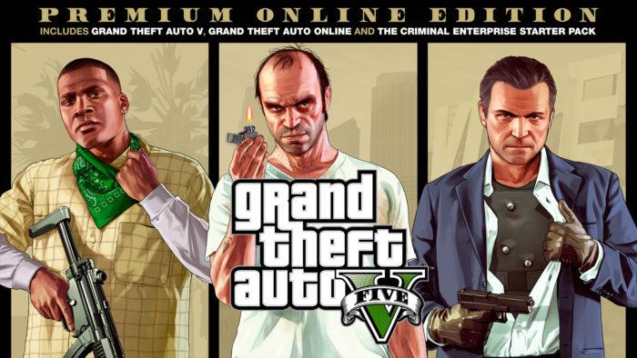 GTA 5 Premium em promoção no Xbox (Imagem: Divulgação/Rockstar)