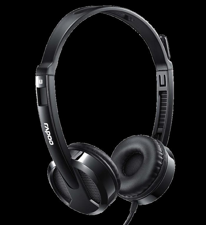 Headset Rapoo H100 (Imagem: Divulgação/Rapoo)
