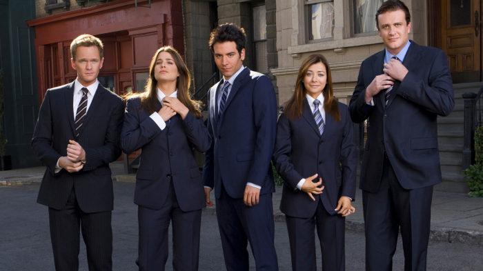 As nove temporadas de How I Met Your Mother estarão disponíveis no Globoplay em maio (Imagem: Divulgação)