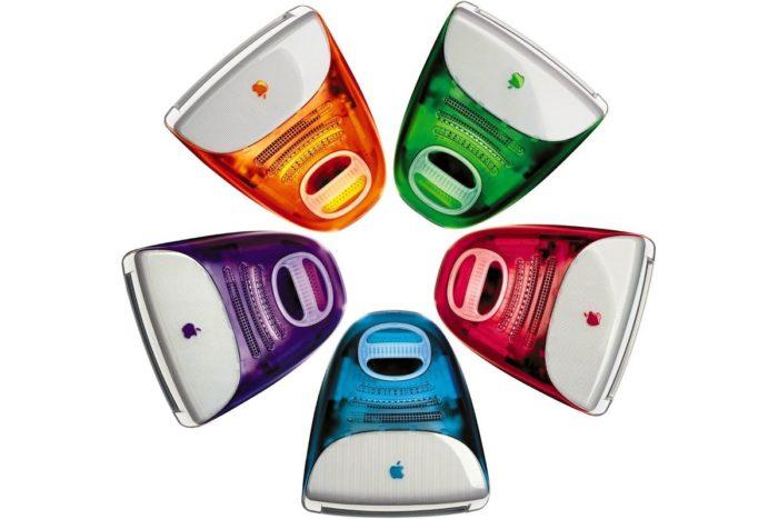 iMac G3 de 1998 (Imagem: Divulgação/Apple)
