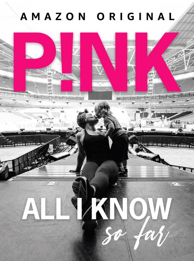 P!NK: All I Know So Far (Imagem: Amazon Prime Video)