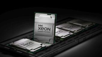 Intel anuncia chips Xeon de 3ª geração para brigar com AMD Epyc