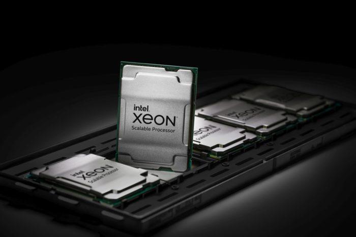 Chip Xeon Scalable de terceira geração (imagem: divulgação/Intel)