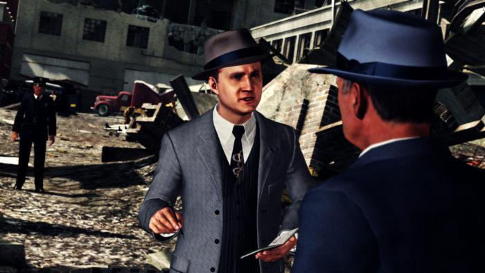 L.A. Noire (Imagem: Divulgação/Rockstar)