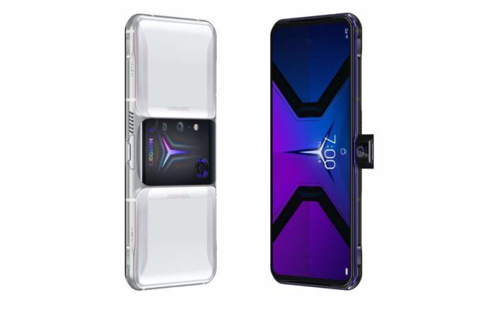 Lenovo Legion Phone Duel 2 (Imagem: Divulgação/Lenovo)
