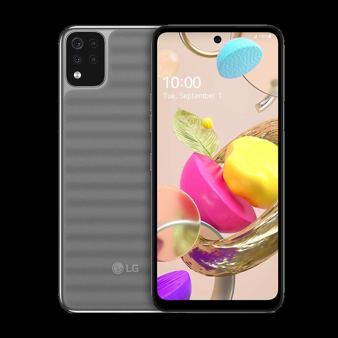 LG K52: uma sensação de déjà vu