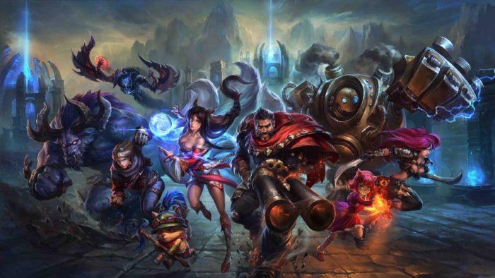 League of Legends (Imagem: Divulgação/Riot Games)
