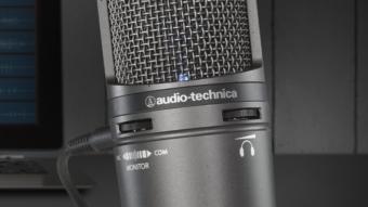 Audio-Technica abre filial no Brasil e expande portfólio de microfones