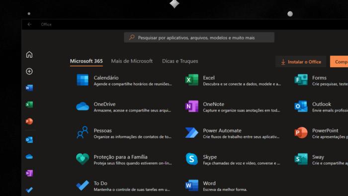 Microsoft Office (Imagem: reprodução)