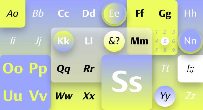 Skeena, candidata a fonte padrão do Office (Imagem: Divulgação/Microsoft)