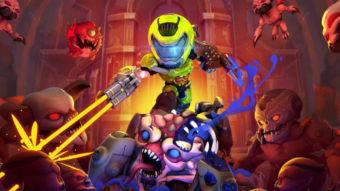 Jogo de Doom para celulares Android é liberado em testes pela Bethesda