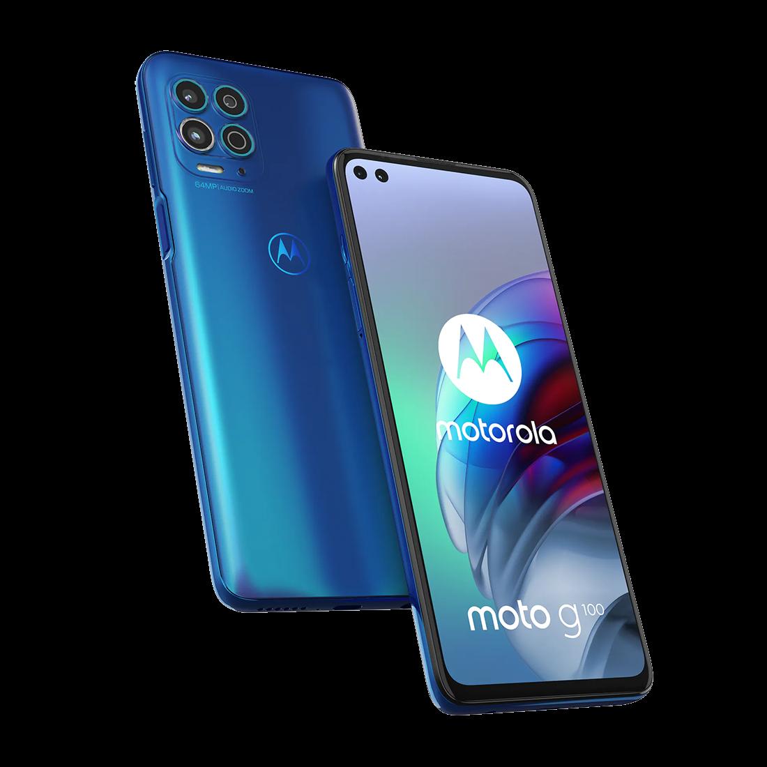 Comparativo: Moto G100 ou Motorola Edge+; qual é a diferença?