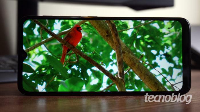 Motorola Moto G30 (Imagem: André Fogaça/Tecnoblog)