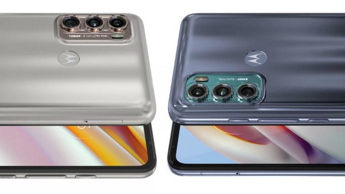Motorola Moto G60 e Moto G40 Fusion (Imagem: Divulgação/Motorola)