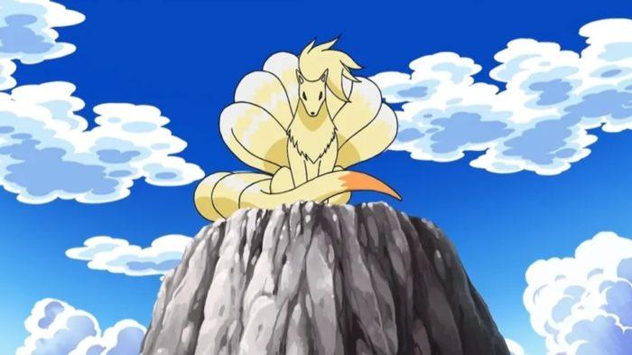 Ninetales (Imagem: Divulgação/The Pokémon Company)