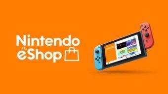 Nintendo expande loja online do Switch com catálogo de 600 jogos