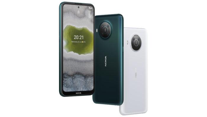 Nokia X10 (Imagem: Divulgação/HMD Global)
