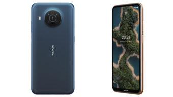 Nokia X20 e X10 têm câmera quádrupla e atualização de Android por 3 anos