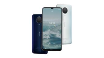 Nokia G20 e G10 são lançados com bateria grande e update garantido